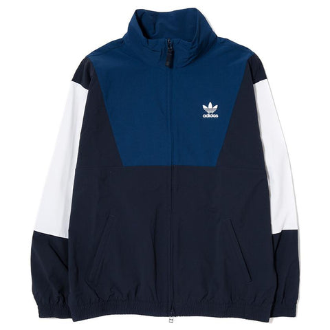 ADIDAS ORIGINALS ORIDECON BLOCKED WIND JACKET / LEGEND INK - 1