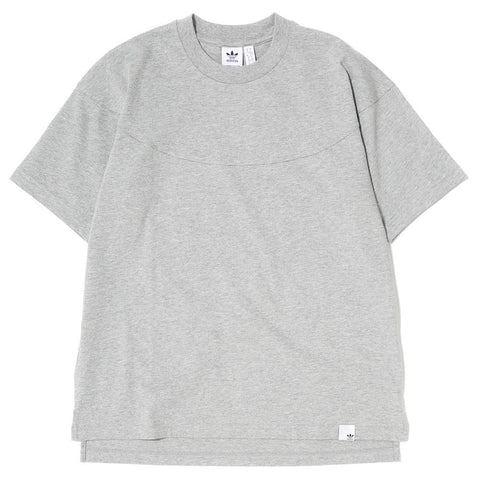 ADIDAS WOMEN'S XBYO TEE / MEDIUM HEATHER GREY