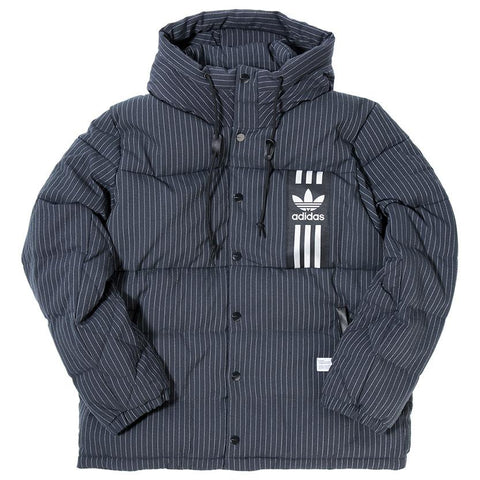 ADIDAS ORIGINALS BY BEDWIN ID96 DOWN JACKET / NIGHT GREY - 1