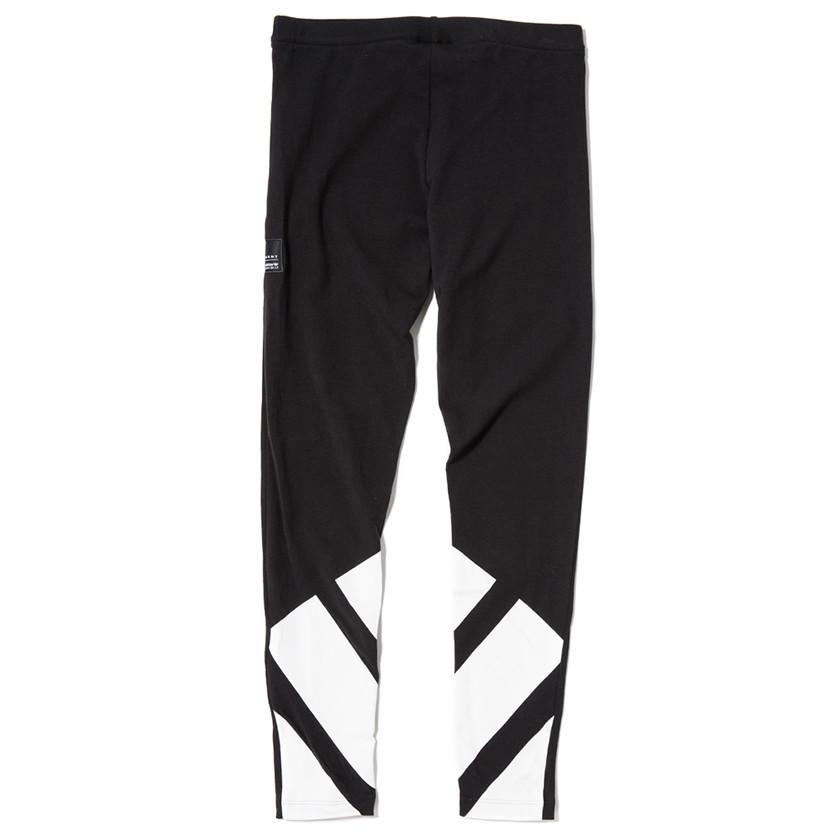 ADIDAS WOMEN'S TIGHTS BLACK / WHITE
