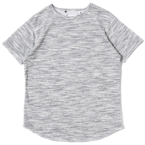 ADIDAS WOMENS REIGNING CHAMP SS TEE / H.WHITE - 1
