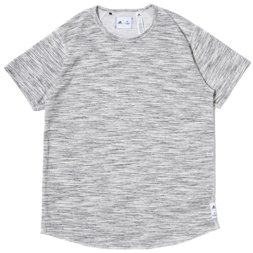 ADIDAS REIGNING CHAMP SS TEE / H.WHITE - 1