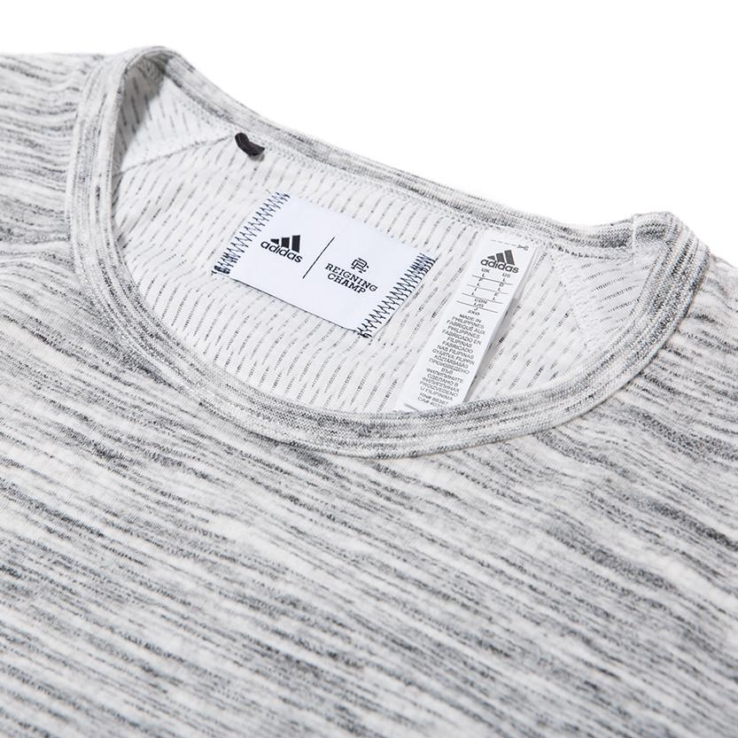 ADIDAS REIGNING CHAMP SS TEE / H.WHITE - 2