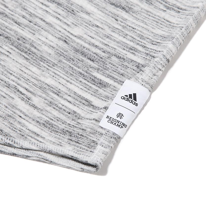 ADIDAS REIGNING CHAMP SS TEE / H.WHITE - 3