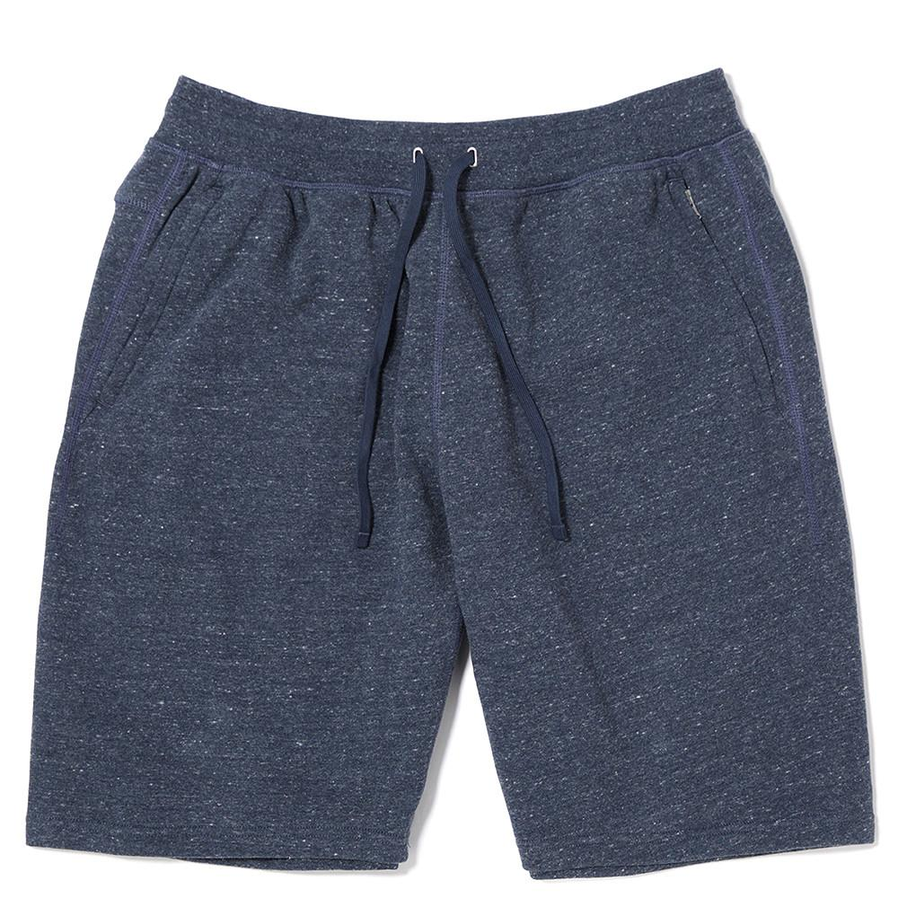 ADIDAS X REIGNING CHAMP FTFZ SHORTS / HEATHER NAVY