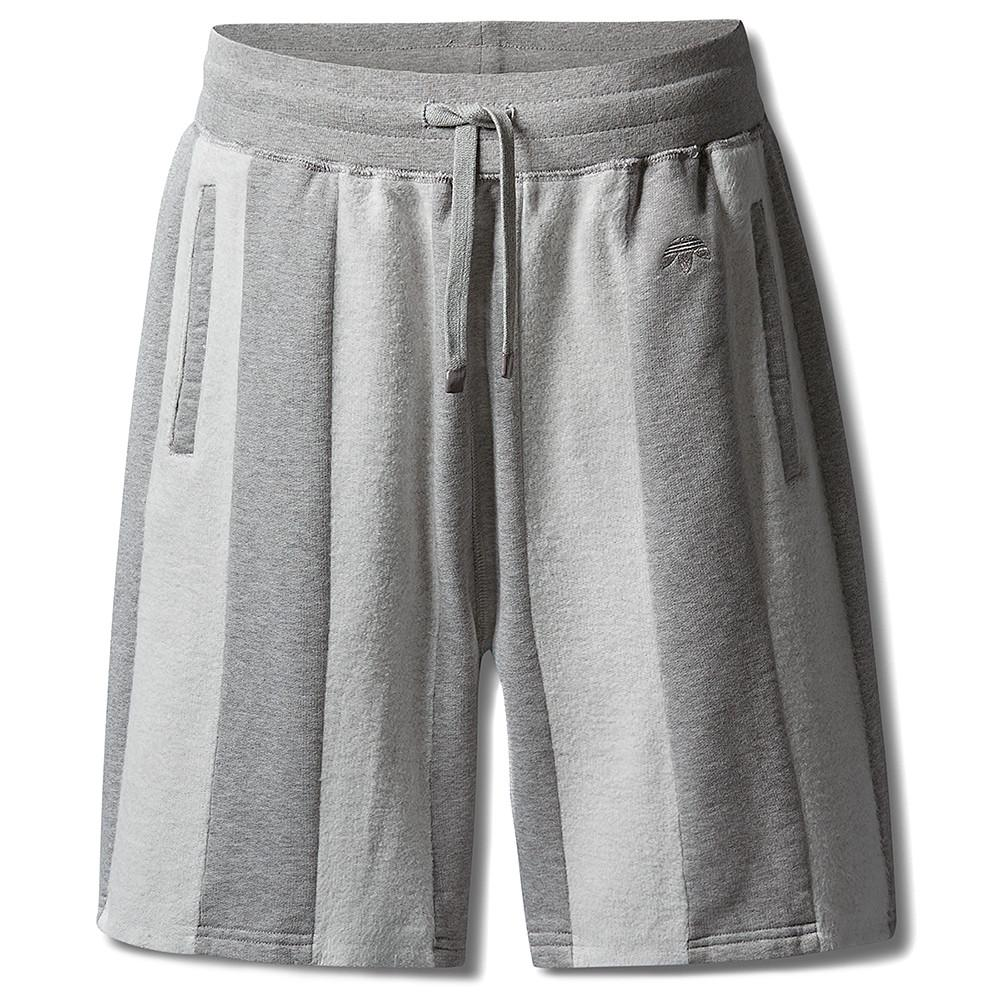 style code BS3012. ADIDAS ORIGINALS BY ALEXANDER WANG INOUT SHORTS / MGH