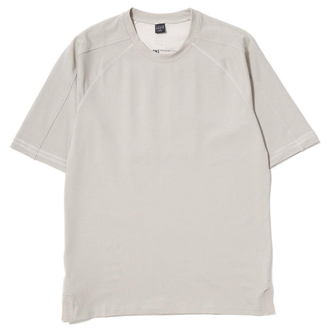 ADIDAS DAY ONE NO STAIN T-SHIRT / CLEAR BROWN