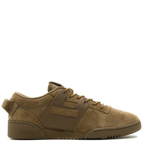 REEBOK CERTIFIED NETWORK X MITA WORKOUT LO CLEAN / TAN