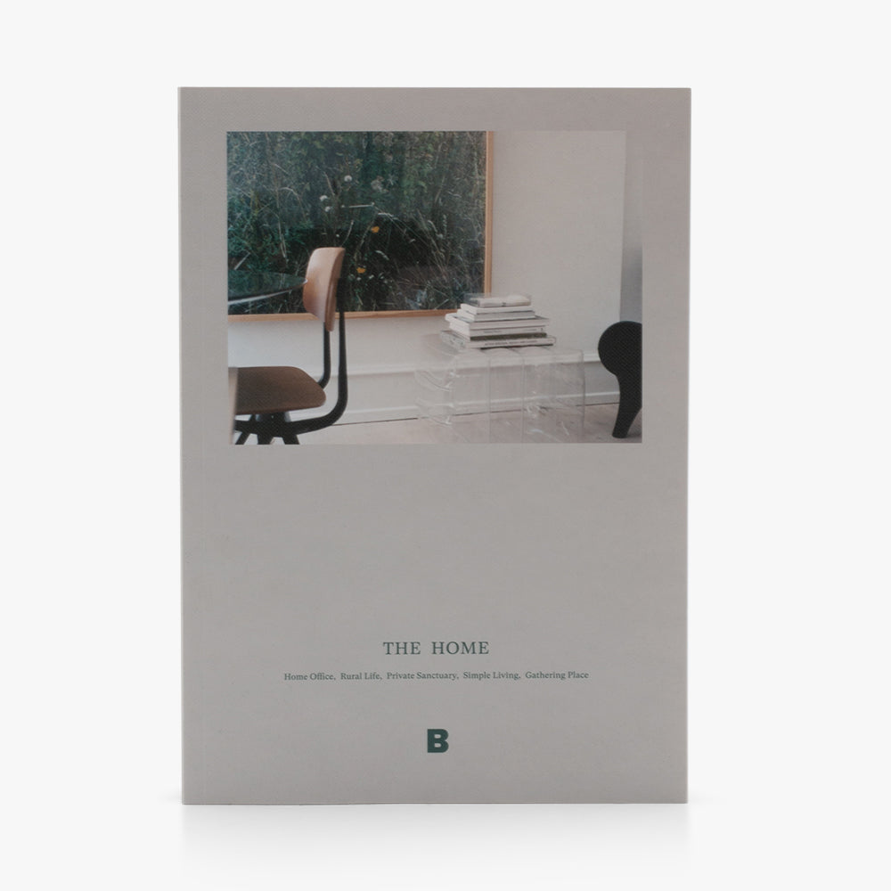 B: Issue No.1 - The Home