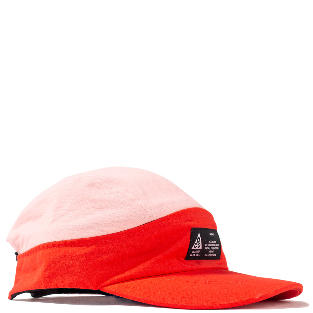 Nike ACG Tailwind Cap Habanero Red / Bleached Coral - Deadstock.ca