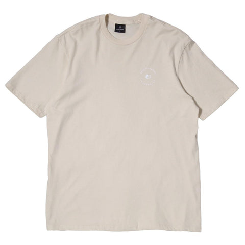BORN X RAISED GENOCIDE T-SHIRT / TAN - 1