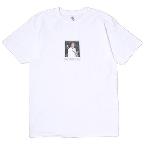 BORN X RAISED BORN X KRAZY CALIPAT T-SHIRT / WHITE - 1