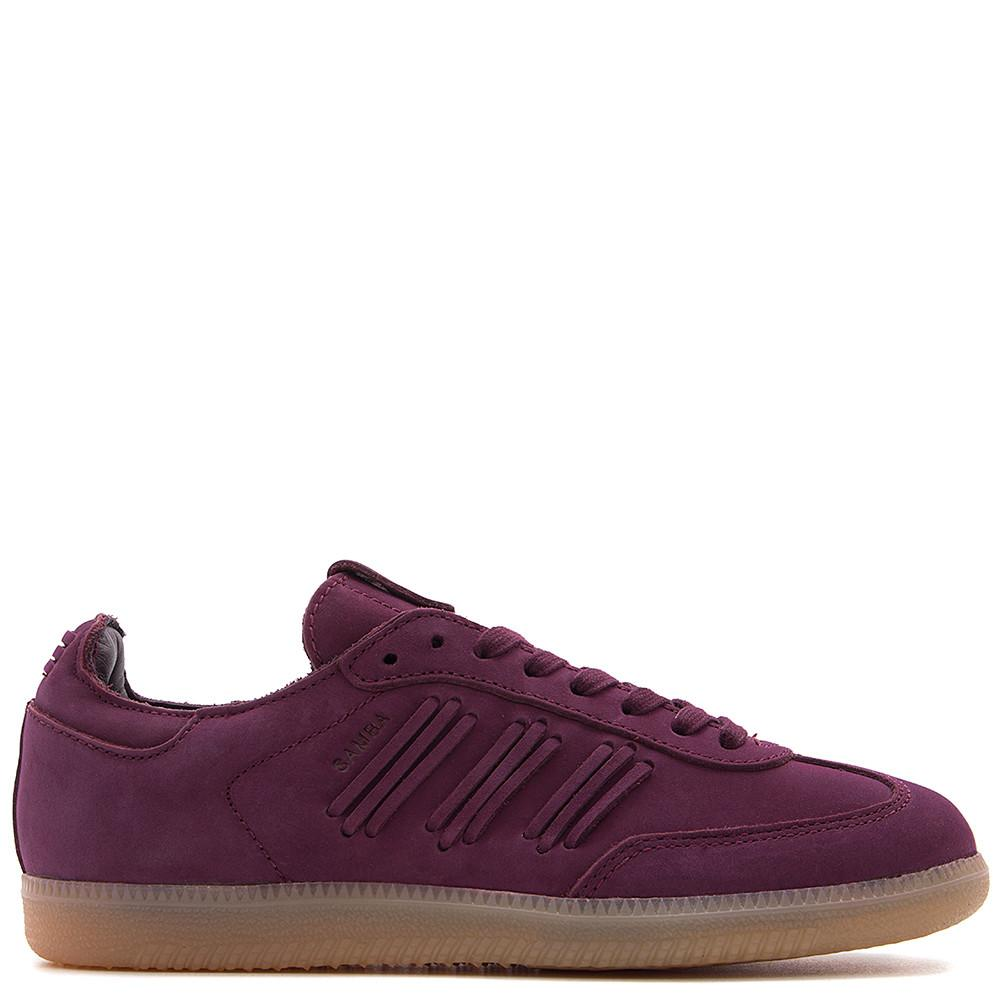 new product 31749 98938 BY2834 ADIDAS WOMENS CONSORTIUM SAMBA DEEP HUE MAROON 1.jpg v 1527121305