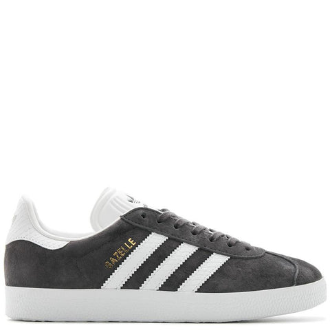 ADIDAS WOMEN'S ORIGINALS GAZELLE / UTILITY BLACK - 1