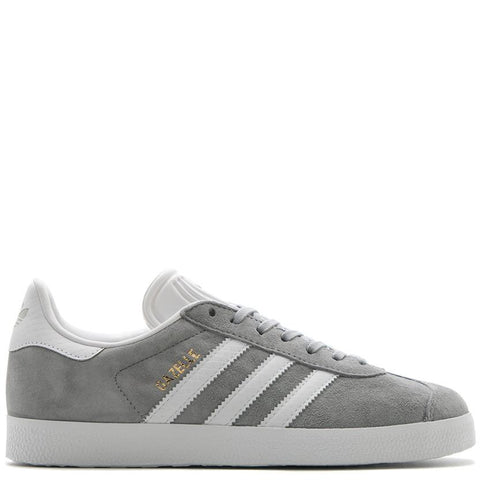 ADIDAS WOMEN'S ORIGINALS GAZELLE / MID GREY - 1