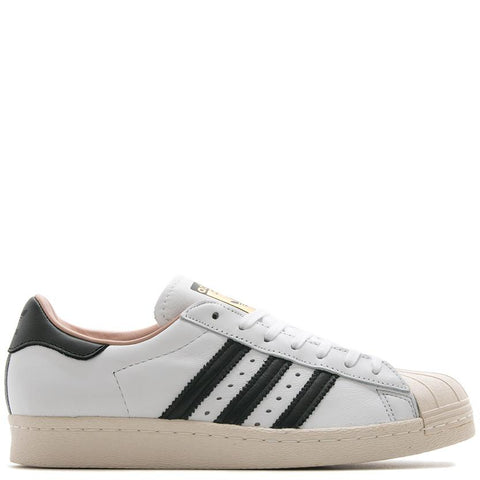 ADIDAS WOMEN'S SUPERSTAR 80s / WHITE - 1. style code BY2957