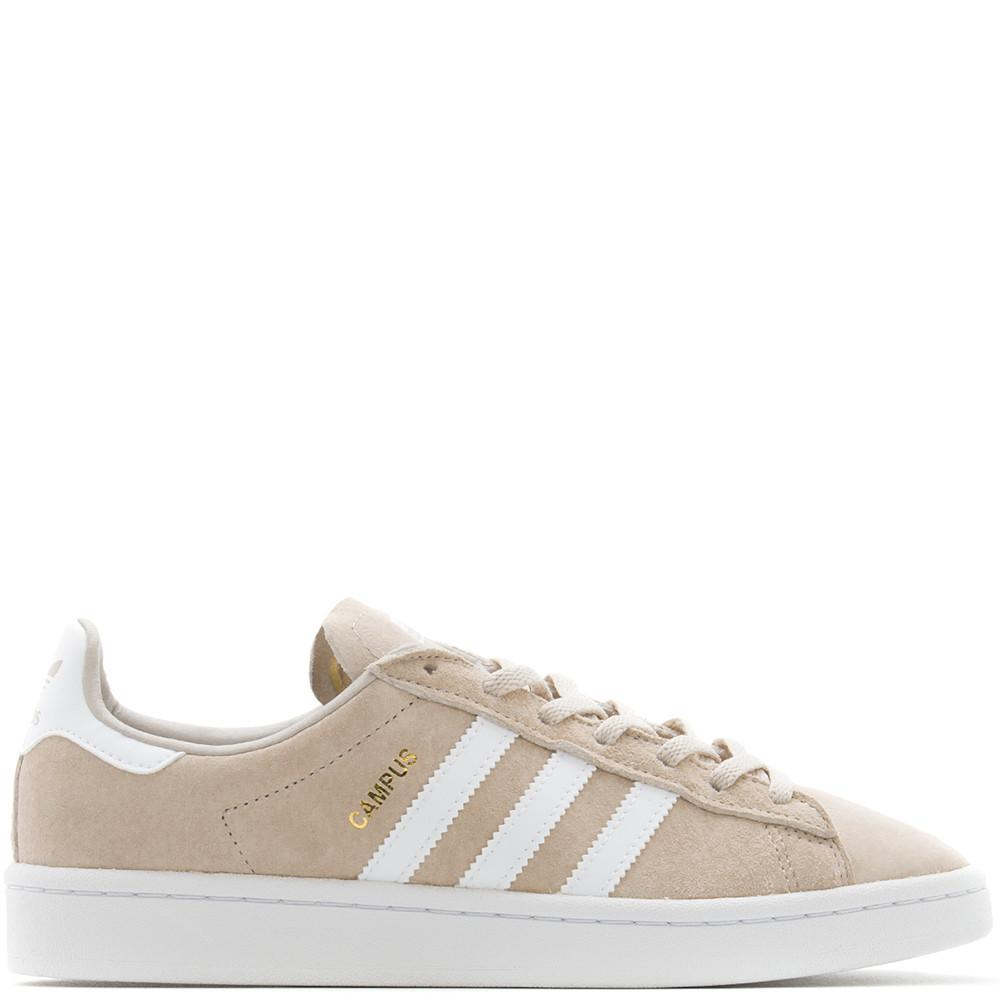 style code BY9846. Adidas Women's Originals Campus Clear Brown