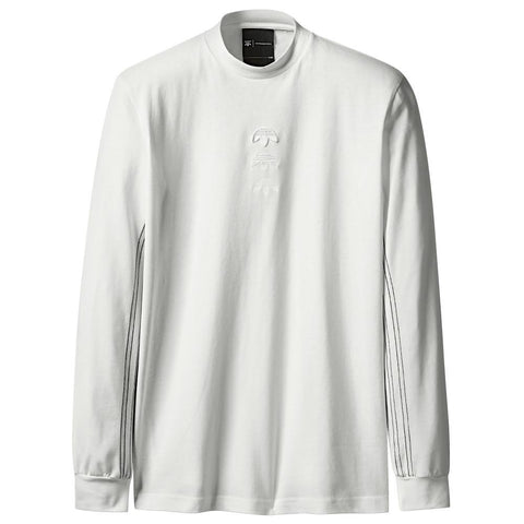 ADIDAS ORIGINALS BY ALEXANDER WANG LOGO LS / CORE WHITE