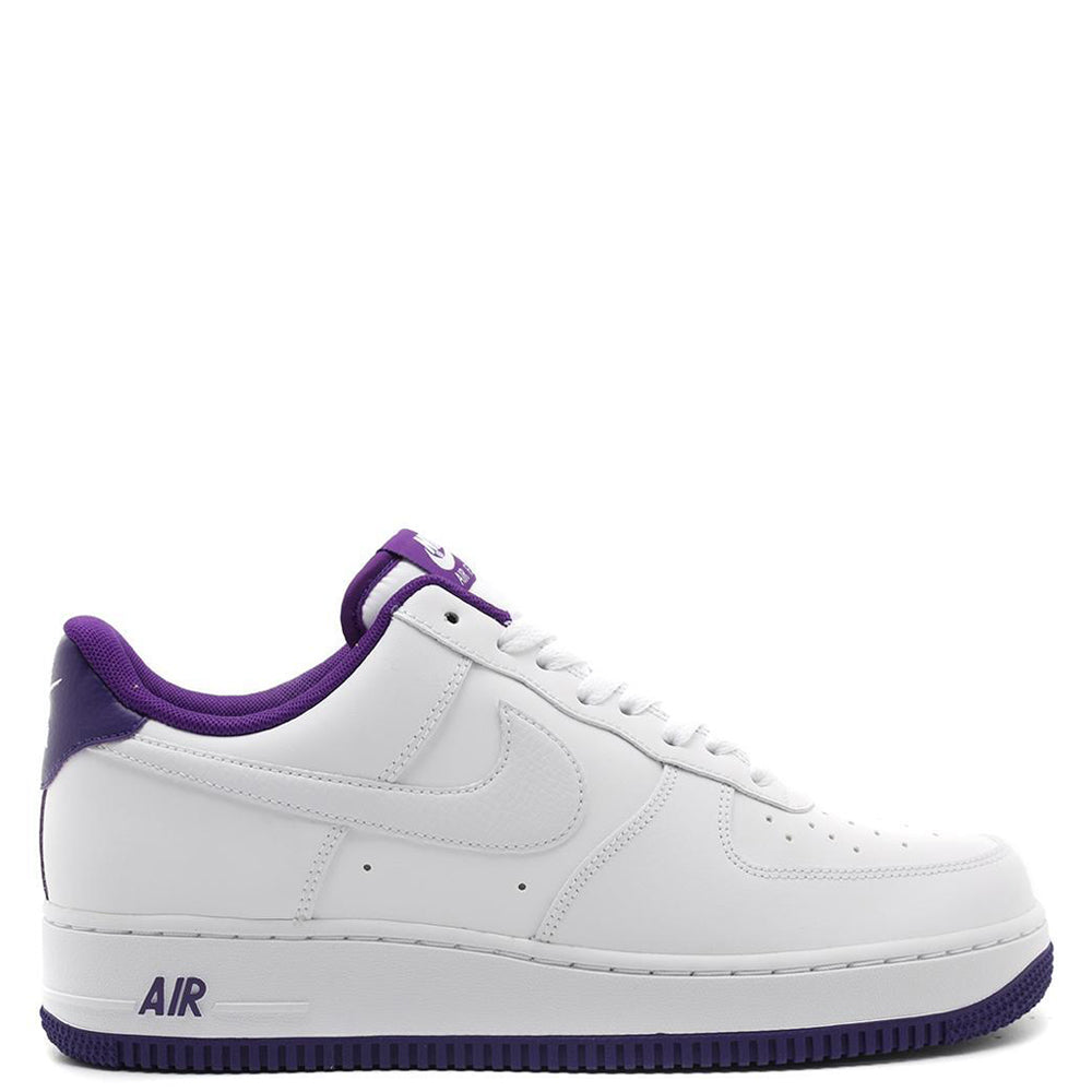 Nike Air Force 1 '07 White / Voltage Purple