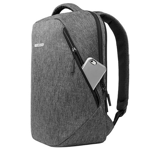 INCASE REFORM TESAERLITE BACKPACK 15 / HEATHER BLACK - 5