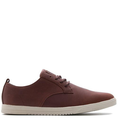 CLAE ELLINGTON LEATHER / CHESTNUT OILED LEATHER - 1