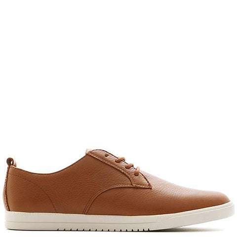 CLAE ELLINGTON TUMBLED LEATHER / GRIZZLY - 1