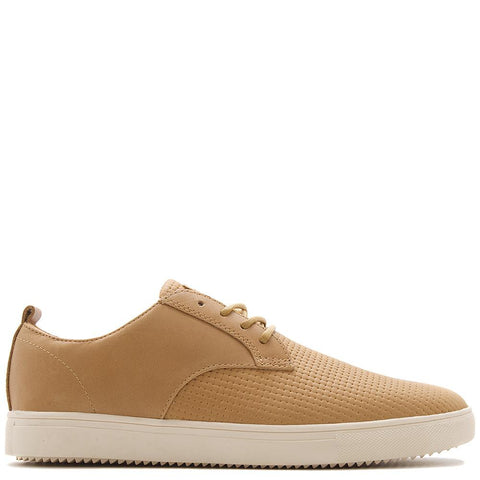 CLAE ELLINGTON SP / TAN WOVEN LEATHER