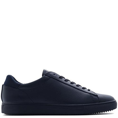 CLAE BRADLEY TUMBLED LEATHER / NAVY - 1