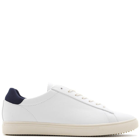 CLAE BRADLEY / WHITE LEATHER