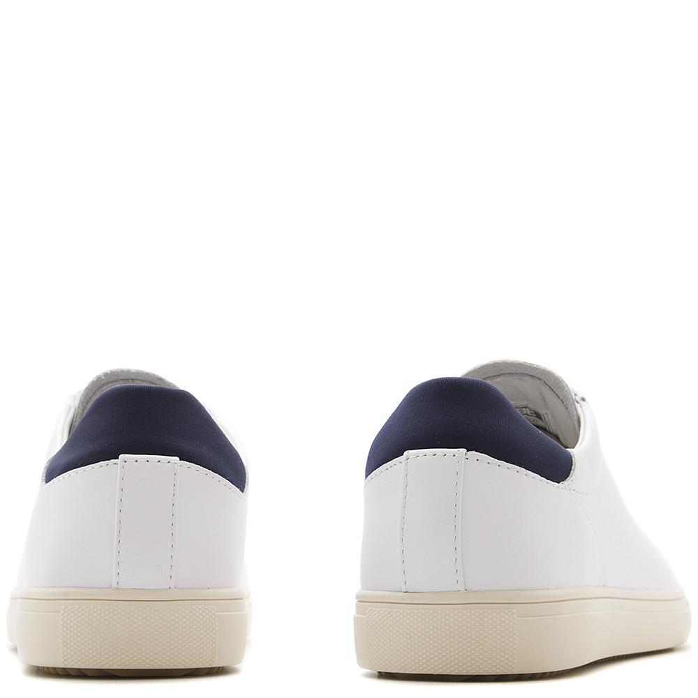 style code CLA01297SP17WHL. Clae Bradley / White Leather