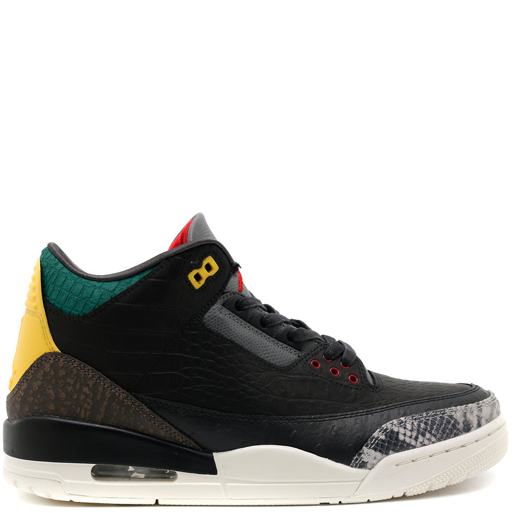 Jordan 3 Retro SE Animal Instinct / Black