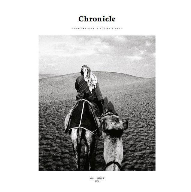 CHRONICLE - EXPLORATION IN MODERN TIMES - VOLUME 1 / ISSUE 2