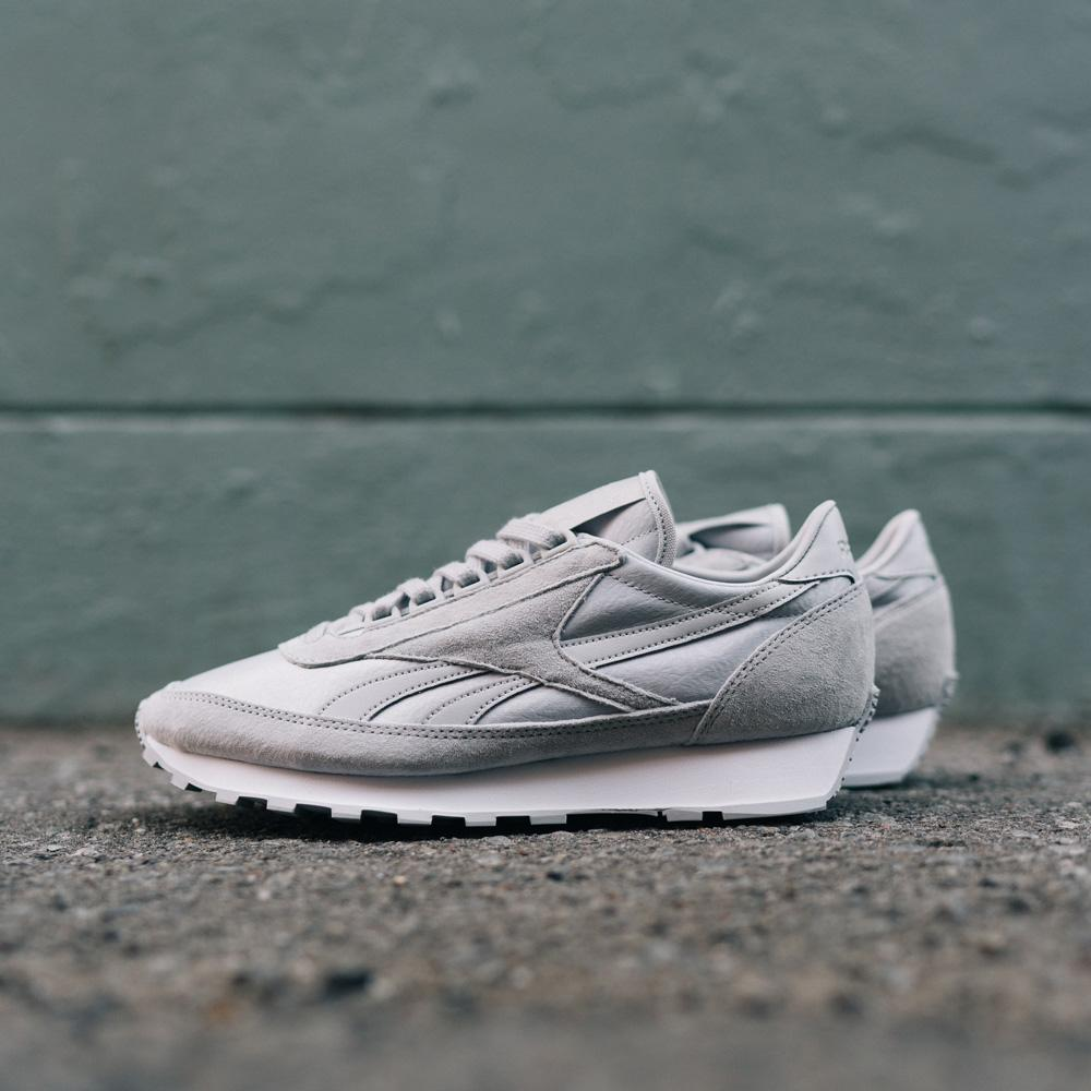 REEBOK WOMEN'S AZTEC OG X FACE STOCKHOLM / SOLID GREY