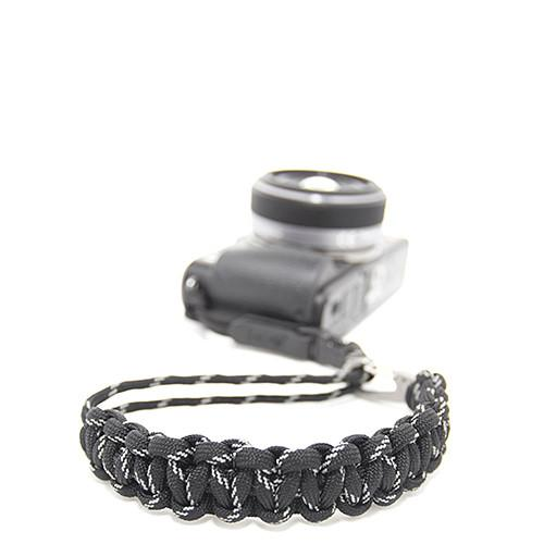 DSPTCH CAMERA WRIST STRAP STAINLESS STEEL / BLACK 3M - 3