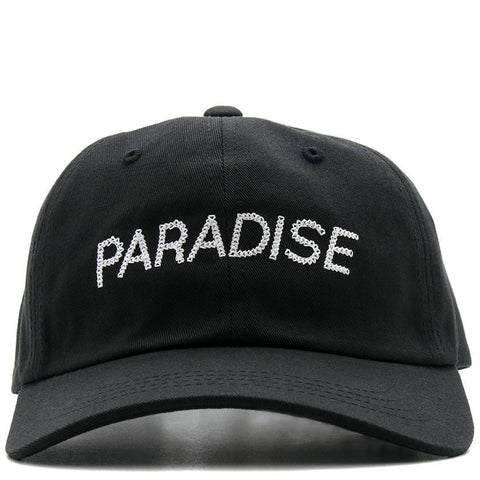 EXPLORER'S PRESS PARADISE HAT / BLACK - 1