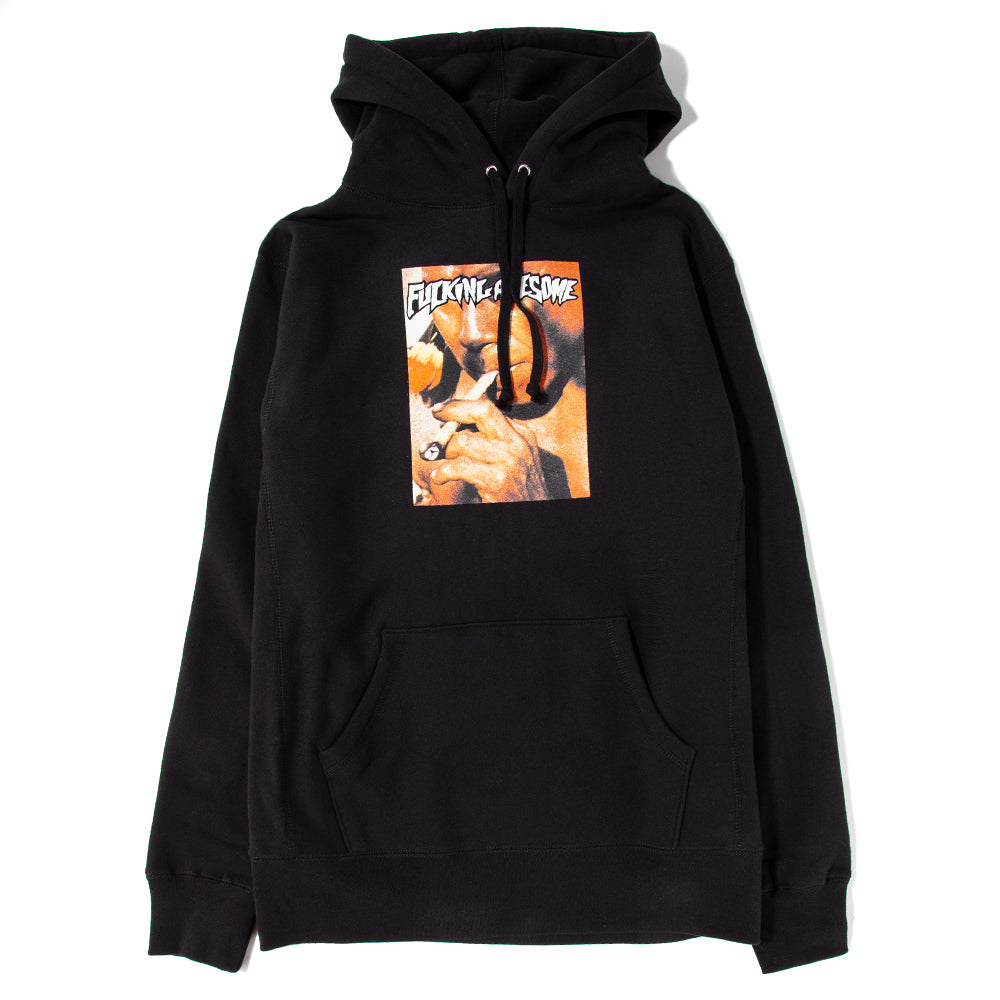 FAHD004SP19D1BLK Fucking Awesome Locals Pullover Hoodie / Black