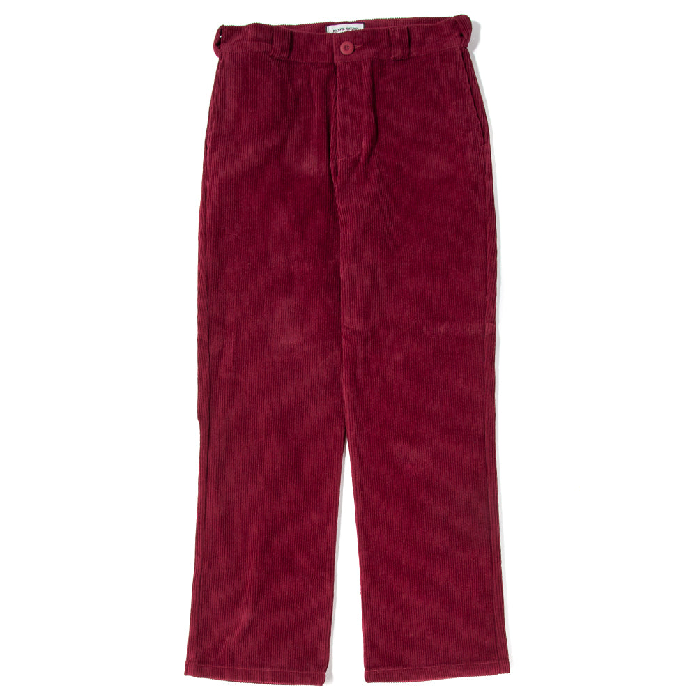 FAPT002SP19D2MAR Fucking Awesome Corduroy Pant / Maroon
