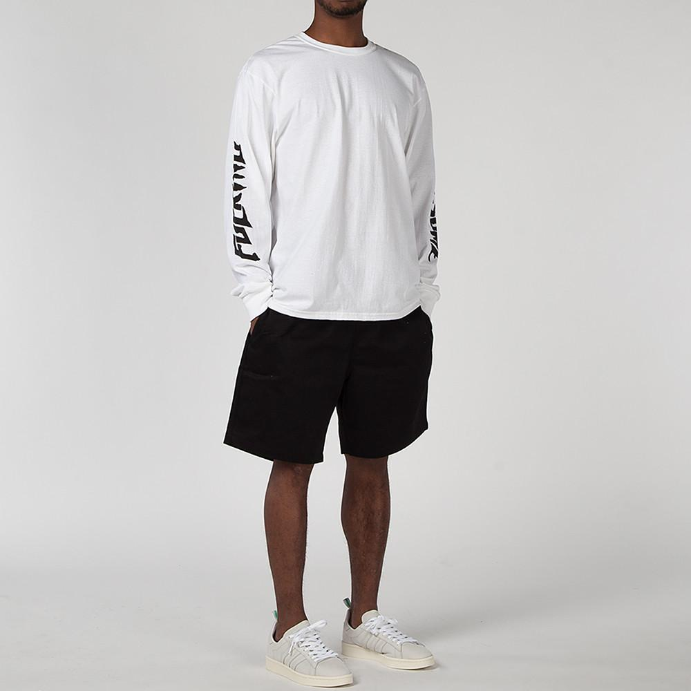 Style code FASU17TS012WHT. FUCKING AWESOME KB COLLAGE LONG SLEEVE T-SHIRT / WHITE