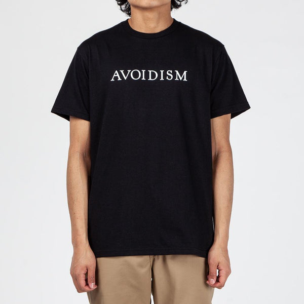 FATS001SP19D1BLK Fucking Awesome Avoidism T-shirt / Black