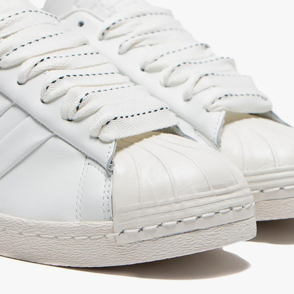 adidas by Jonah Hill Superstar White / Green