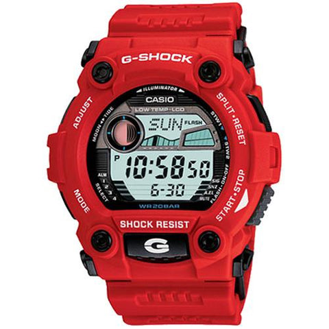 G-SHOCK G7900A-4 / RED. style code GS-G7900A-4