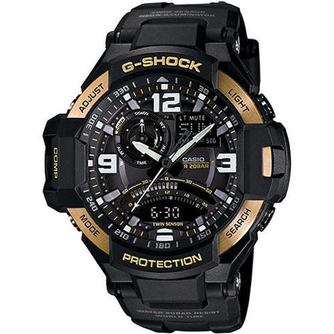 G-SHOCK GA100-9G GRAVITY MASTER / BLACK
