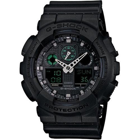 G-SHOCK GA100MB-1A / BLACK