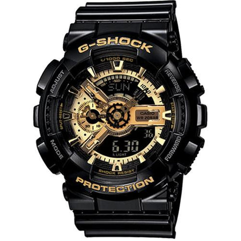 G-SHOCK GA110GB-1A BLACK / GOLD