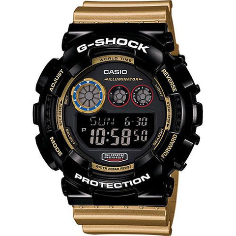 G-SHOCK GD120CS-1 / BLACK