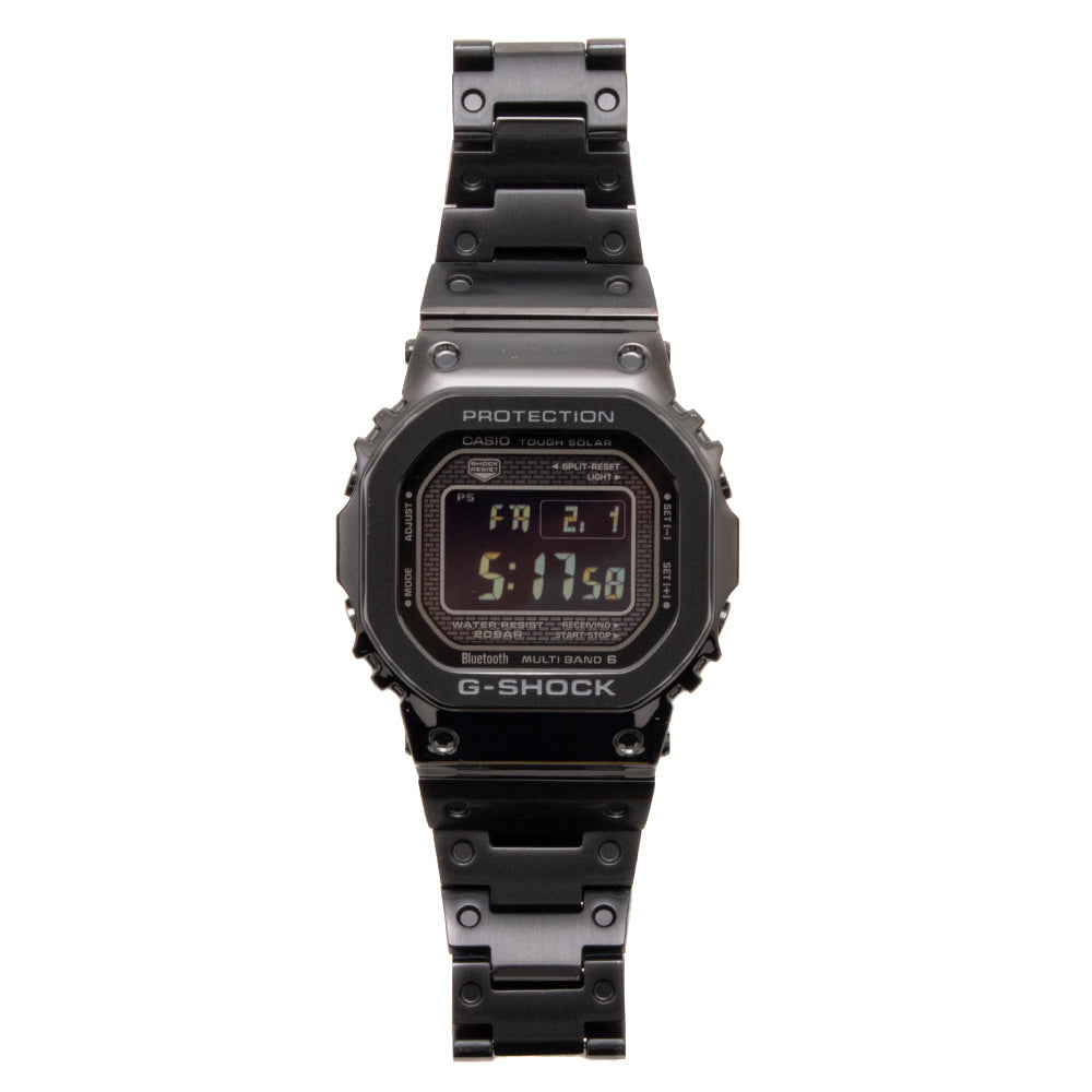 G-SHOCK Full Metal GMWB5000GD / Black - Deadstock.ca