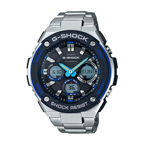 G-SHOCK GSTS100D-1A2 G-STEEL / SILVER. style code GS-GSTS100D-1A2