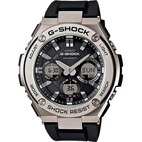 G-SHOCK G-STEEL GSTS110-1A / SILVER