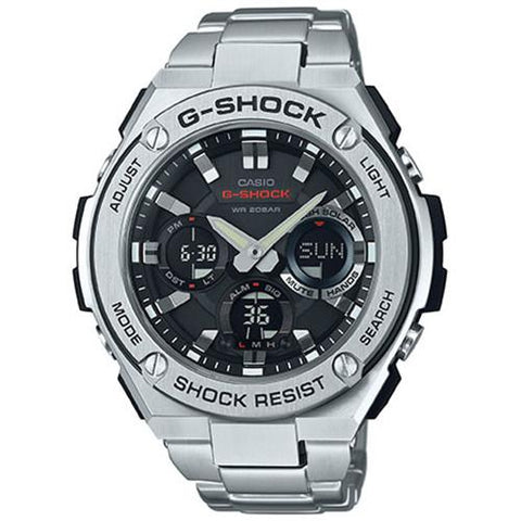 G-SHOCK G-STEEL GSTS110D-1A / SILVER