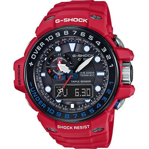 G-SHOCK GWN1000RD-4A MASTER OF G / RED